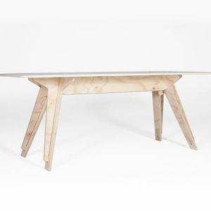 SLIDE-ART -  - Table Bureau