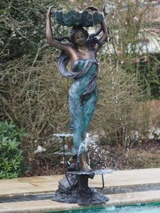 THERMOBRASS -  - Statue