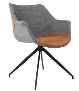 ZUIVER -  - Fauteuil