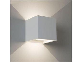 ASTRO LIGHTING - applique murale carrée pienza led 140 - Applique