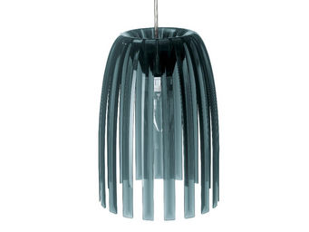 Koziol - josephine - suspension gris transparent ø21,8cm | - Suspension