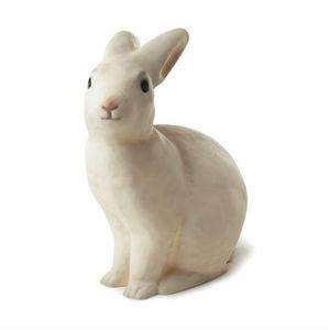 Egmont Toys - lapin - lampe à poser / veilleuse lapin blanc h25c - Lampe À Poser Enfant