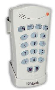 VISONIC - alarme sans fil - clavier déporté mcm 140 - visoni - Alarme