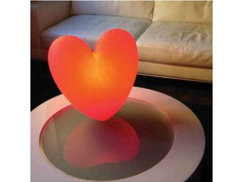 TossB - lampe d'ambiance à poser love - Lampe À Poser