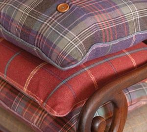 Johnstons of Elgin -  - Coussin Carré