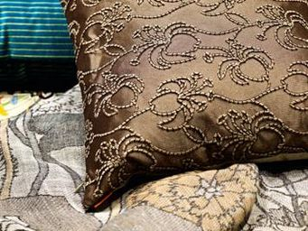 Missoni Home -  - Coussin Carr�