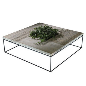 GARBARINO MONTE CARLO -  - Table Basse Carrée