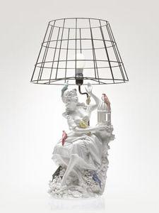 REBIRTH CERAMICS -  - Lampe � Poser