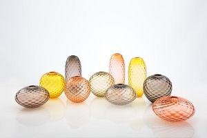 GLASH�TTE COMPLOJ -  - Vase D�coratif