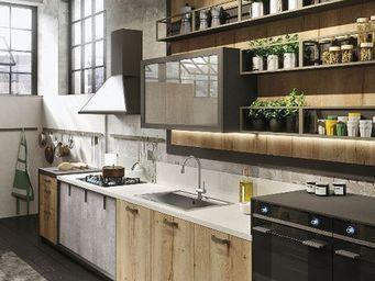 Snaidero - loft- - Cuisine Équipée