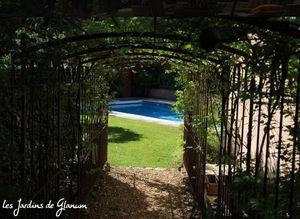 LES JARDINS DE GLANUM -  - Jardin Paysager