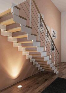 Rintal - composity - Escalier Droit