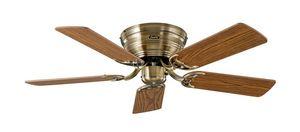 EVT/ Casafan - Ventilatoren Wolfgang Kissling - ventilateur de plafond, classic flat, 103 cm, ultr - Ventilateur De Plafond