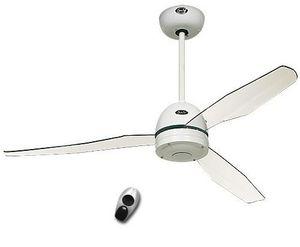 EVT/ Casafan - Ventilatoren Wolfgang Kissling - ventilateur de plafond avec téléco. design rf, mod - Ventilateur De Plafond