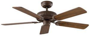 EVT/ Casafan - Ventilatoren Wolfgang Kissling - ventilateur de plafond bronze dc, impérial, à comp - Ventilateur De Plafond
