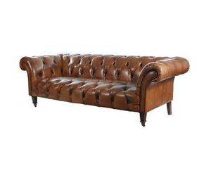 ALRO INTERNATIONAL -  - Canapé Chesterfield