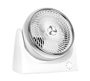 EVT/ Casafan - Ventilatoren Wolfgang Kissling - casafan airos, mini brasseur d air personnel blanc - Ventilateur