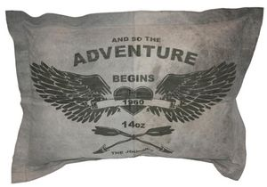 BYROOM - adventure - Coussin Rectangulaire
