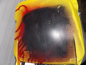 NanoSources / NanoPhos - dekap graffitis - Décapant Graffitis
