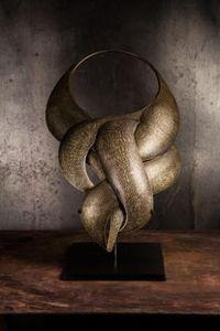 ELIE HIRSCH - lamed - Sculpture