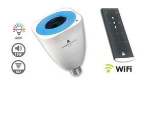 AWOX France - striimlight wifi couleur - Ampoule Connectée