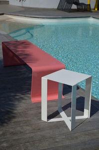 IDFER - t-steel - Table D'appoint