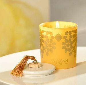 ESTEBAN - ambre- - Bougie Parfum�e