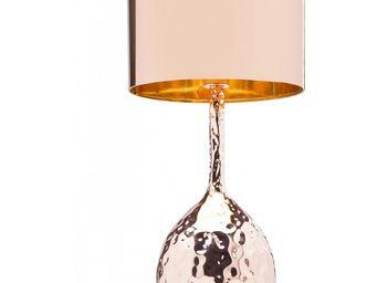 Kare Design - lampe de table rumble cuivre 59 cm - Lampe À Poser
