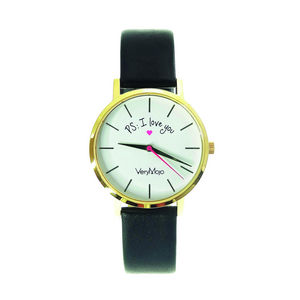 VERYMOJO - ps i love you  - Montre