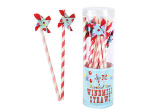 I-TOTAL - windmill straws - Paille