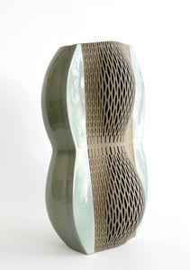 HELENE MORBU - codex x5 - Vase D�coratif