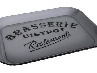 Antic Line Creations - plateau rectangulaire brasserie bistrot restaurant - Plateau