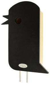 BEST FOR BIRDS - nichoir bois pour mésange charbonnière modèle 2 - Maison D'oiseau