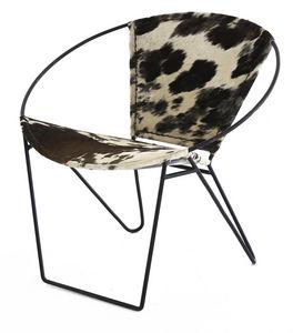 ZAGO - fauteuil vintage montecristo - Fauteuil
