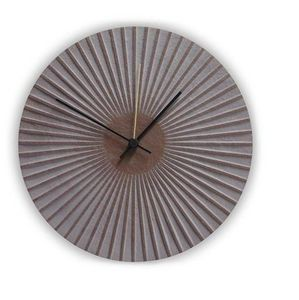 FREDERIC SAULOU - ponctuel - Horloge Murale