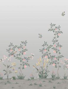 TRES TINTAS - chinella - Papier Peint