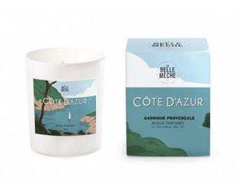 LA BELLE MECHE - côte d'azur - Bougie Parfumée