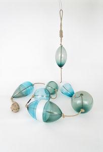 ANDRIGHETTO L. - MIOT J-C. - floats-followers brilliant - Sculpture