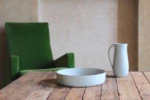CECILE PREZIOSA - pichet haut et plat creux - Décoration De Table