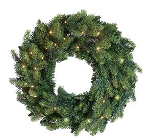 Deco Woerner -  - Couronne De Noël