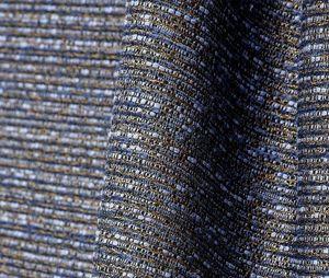 LELIEVRE - maracas bleuet - Tissu D'ameublement