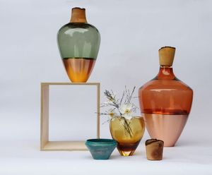 UTOPIA & UTILITY - india stacking vessels - Vase À Fleurs