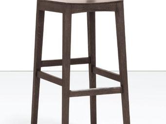 PIAVAL - elsa squared version_-' - Chaise Haute De Bar