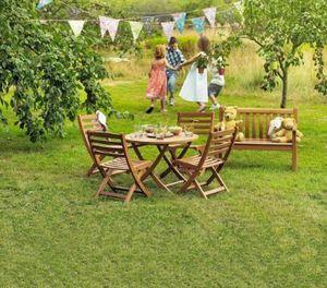Alexander Rose - cornis fsc - Table De Jardin Enfant