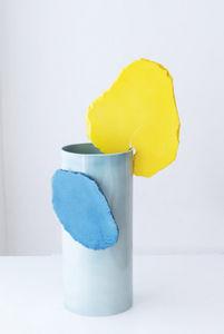 VITRA - -découpage - Vase Décoratif