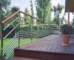 Inox.fr -  - Rampe D'escalier