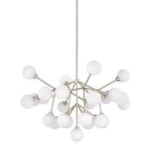ALAN MIZRAHI LIGHTING - wm190 mara chandelier - Lustre