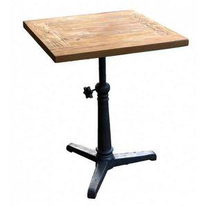 Mathi Design -  - Table Bistrot