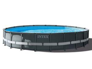 INTEX -  - Piscine Hors Sol Tubulaire