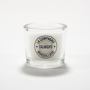 LA COMPAGNIE MARSEILLAISE - calanques - Bougie Parfumée